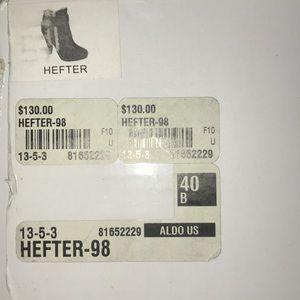 Aldo Hefter shoes
